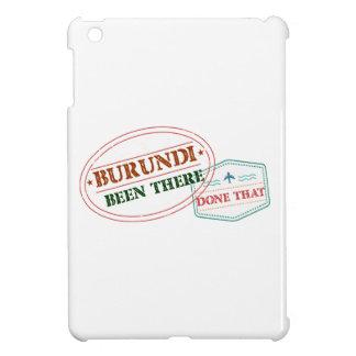 Burundi Been There Done That iPad Mini Cases