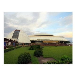 Burundi - Bujumbura - Airport Postcard
