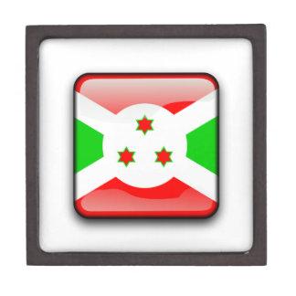 Burundi Caja De Recuerdo De Calidad