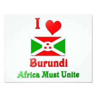Burundi Card