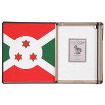 Burundi Cover For iPad