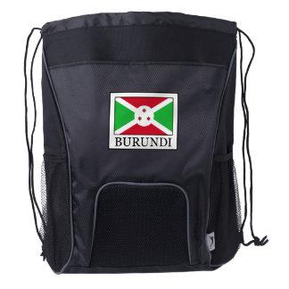 Burundi Drawstring Backpack