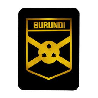 Burundi Emblem Magnet