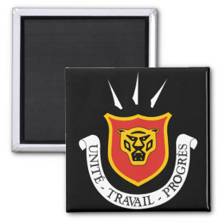 burundi emblem magnets