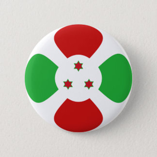 Burundi Fisheye Flag Button