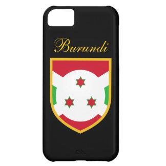 Burundi Flag Case For iPhone 5C