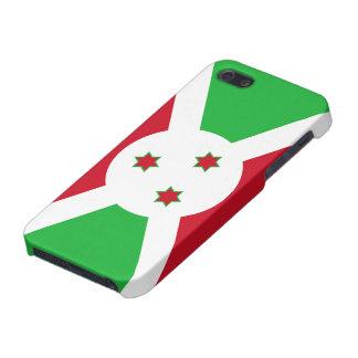 Burundi Flag Case For iPhone SE/5/5s