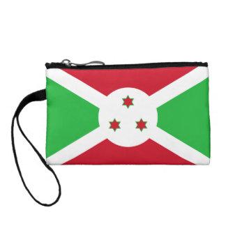 Burundi Flag Coin Wallet