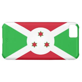 Burundi Flag Cover For iPhone 5C