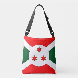 Burundi Flag Crossbody Bag