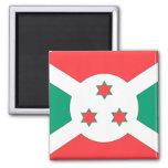 Burundi Flag Fridge Magnet