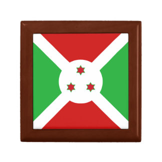 Burundi Flag Gift Box
