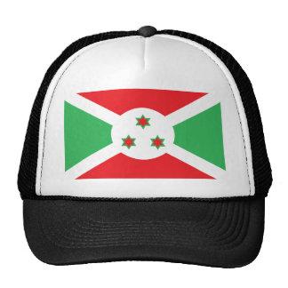 Burundi Flag Hat