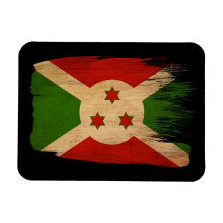 Burundi Flag Magnet