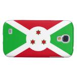 Burundi Flag Samsung Galaxy S4 Case