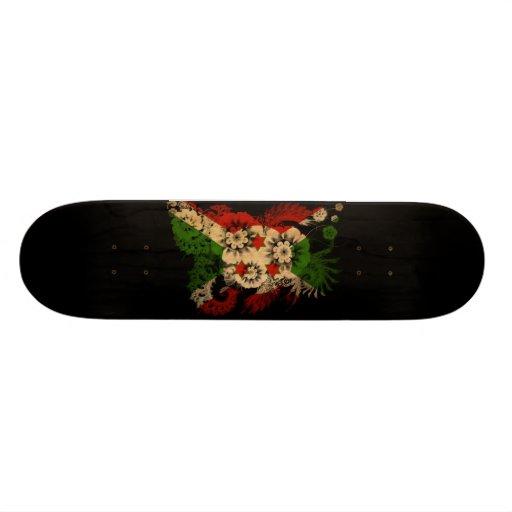 Burundi Flag Skateboard Decks
