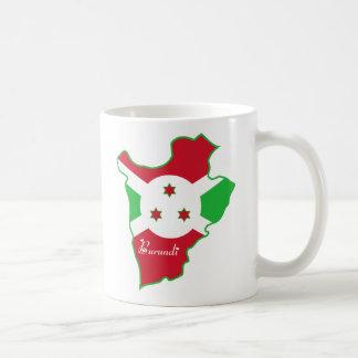 Burundi fresco taza