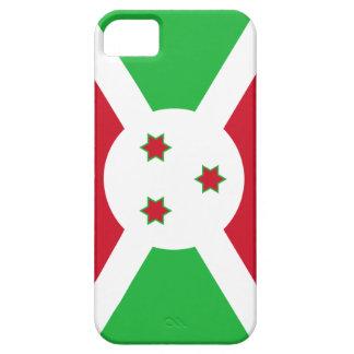 Burundi Funda Para iPhone 5 Barely There