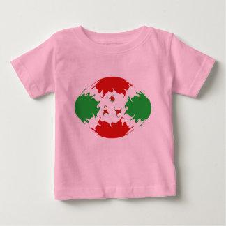 Burundi Gnarly Flag T-Shirt