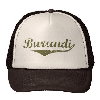 Burundi Gorra