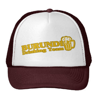 BURUNDI GORRO