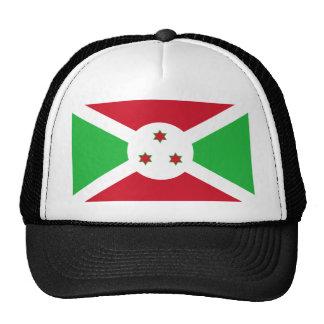 Burundi Gorros Bordados