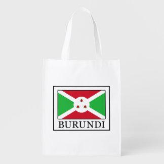 Burundi Grocery Bag