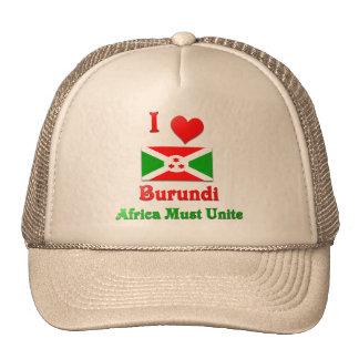 Burundi Trucker Hat