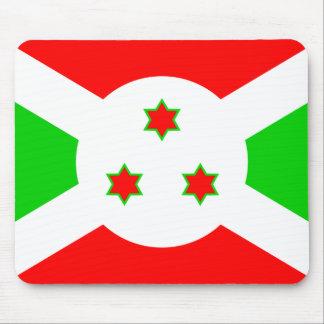 Burundi High quality Flag Mousepad
