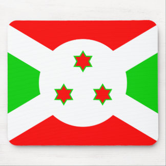 Burundi High quality Flag Mouse Pads