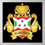 Burundi Impresiones