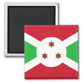 Burundi National World Flag Magnet