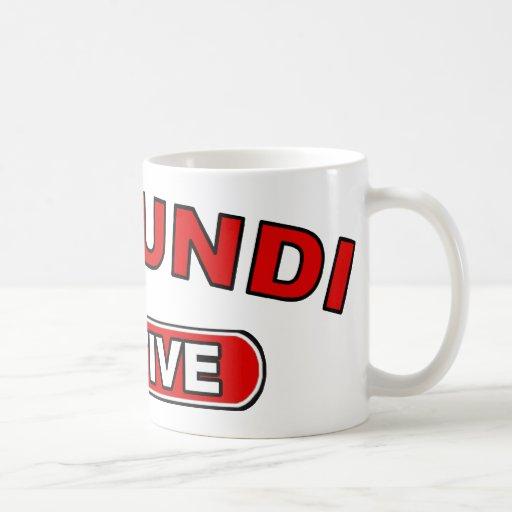 Burundi Native Mugs