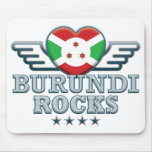 Burundi oscila v2 tapete de ratones