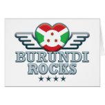 Burundi oscila v2 tarjeta