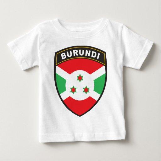 Burundi Playeras