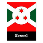 Burundi Post Card