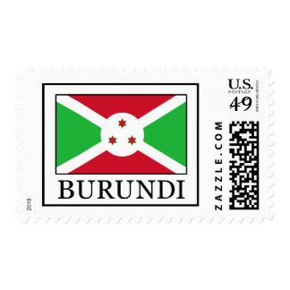Burundi Postage