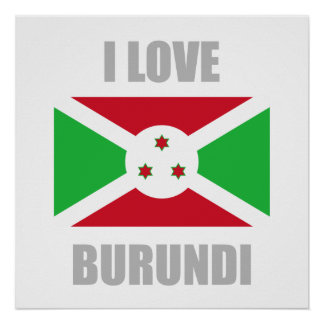 Burundi Print