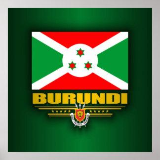 Burundi Pride Poster