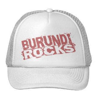 Burundi Rocks Trucker Hat