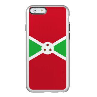 Burundi Silver iPhone Case