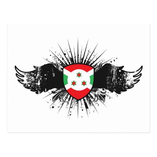 Burundi Tarjetas Postales