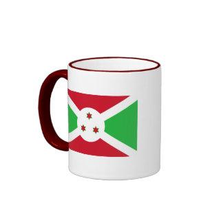 Burundi Taza De Dos Colores