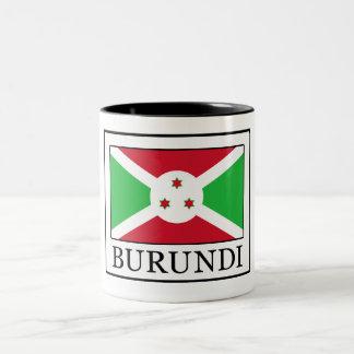 Burundi Two-Tone Coffee Mug