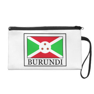 Burundi Wristlet Purse