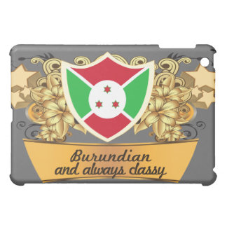 Burundian con clase