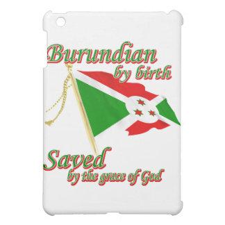 Burundian por el nacimiento ahorrado por la gracia