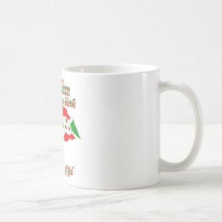 Burundian por el nacimiento ahorrado por la gracia taza de café