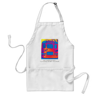 Bus Aide-Good Morning/Bus Back Standard Apron